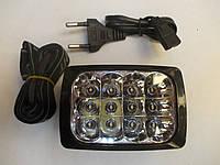 Аккумуляторный фонарь налобный Yajia YJ-1837