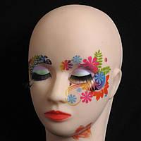 Учебный тренировочный манекен для  макияжа, массажа, тату , фото 1