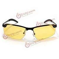 Солнечные очки uv400 мужские Велоспорт вождение ночного видения поляризованные очки солнцезащитные очки