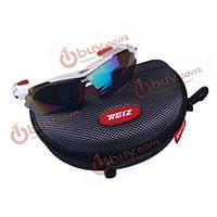Набор поляризованных солнцезащитных очков для водителя велосипедиста