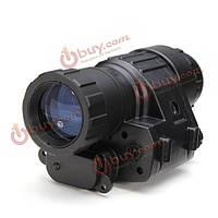Цифровой HD шлема устройства ночного видения складывается американский монокуляр
