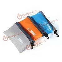 Полиэстер pongee здорового спальный мешок вкладыш портативный спальный мешок