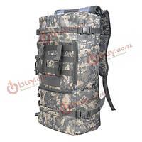 Тактический военный рюкзак походный мешок камуфляж 45л
