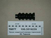 Чехол защитный штока камеры тормозной (Балаково), 100.3519239