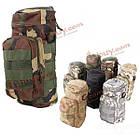 Мужская сумка через плечо тактическая тканевая, фото 2