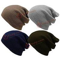 Годный для лиц обоего пола наружный теплый зимний твердый лыжный кемпинг пешего туризма кепки шляпы кепки вязания