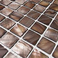 Мозаика из натуральной ракушки перламутровая Progres HL100
