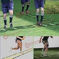 Лестница гибкости скорости на 9 м и на 3 м для футбольного обучения гибкости скорости