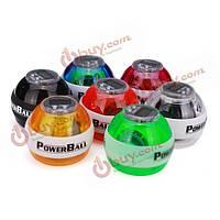 Одометр руля мощность LED запястье мяч сцепление круглый шар 5 цветов