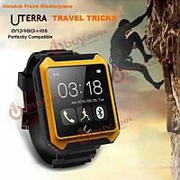 Оригинал uterra смарт Bluetooth смс спортивные наручные часы напольные часы