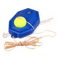 База теннисного мяча учебно-тренировочная авто отскок