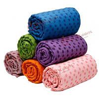 Коврик-одеяло с силиконовым антискользящим покрытием 183x63 см