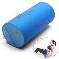 Ролик для йоги и фитнеса 30x15см