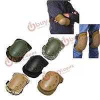4шт тактический спорта колено локтевого сустава Защитные