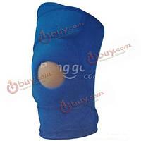 Открытый полиэфирных волокон эластичной трикотажной kneelet площадку gurd синий