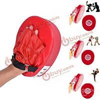 Бокс обучение Митт целевой фокус удар Pad перчатки для ММА каратэ муай тай удар