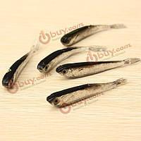 Мягкие силиконовые приманки для рыбы 10 шт