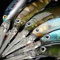 11.5см 6шт полосатый окунь трудно рыболовные приманки приманки 66g пресноводных