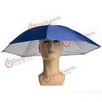 Складной зонтик шляпы рыбалка Пешие прогулки Поле кемпинг головные уборы головные открытом воздухе крышка