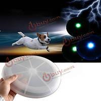 Летающая тарелка с подсветкой LED Фрисби диск