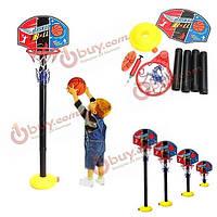 Баскетбольная стойка детская разборная 115 см