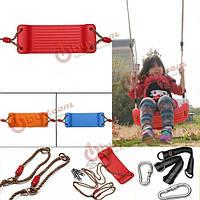 Пластик крытый открытый свинг веревка место для малыша дети ребенок дар