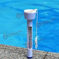 Термометр для бассейна 0-50 ℃ цилиндрический