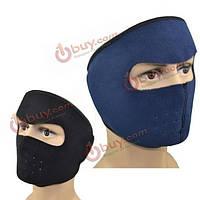 Балаклава зимняя лыжная маска для лица шерстяная