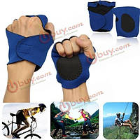Фитнес перчатки половина пальца
