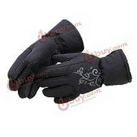 Водонепроницаемые лыжные перчатки наружная ветронепроницаемая зима перчаток теплые перчатки для взрослого