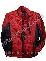 Чоловічі куртки Осінь - Весна тканини холлофайбер