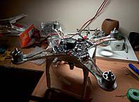 РЕМОНТ и настройка любых дронов/коптеров (в т.ч. DJI PHANTOM, Zenmuse)