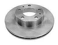 Тормозной диск передний R16 Meyle  215 521 0003