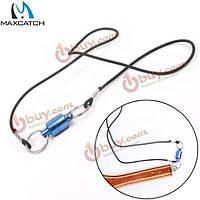 Maxcatch магнитного соединения пряжки рыболовную сеть релиз рыболовный сачок магнитной застежкой