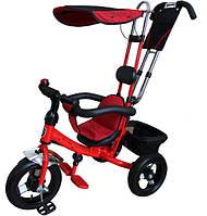 Велосипед на надувных колесах Мини Трайк 2016 красный