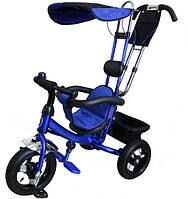 Велосипед на надувных колесах Мини Трайк синий