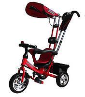 Детский трехколесный велосипед Mini Trike красный LT950