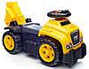 Машина каталка экскаватор Cat 3 в 1 Mega Bloks DCH13