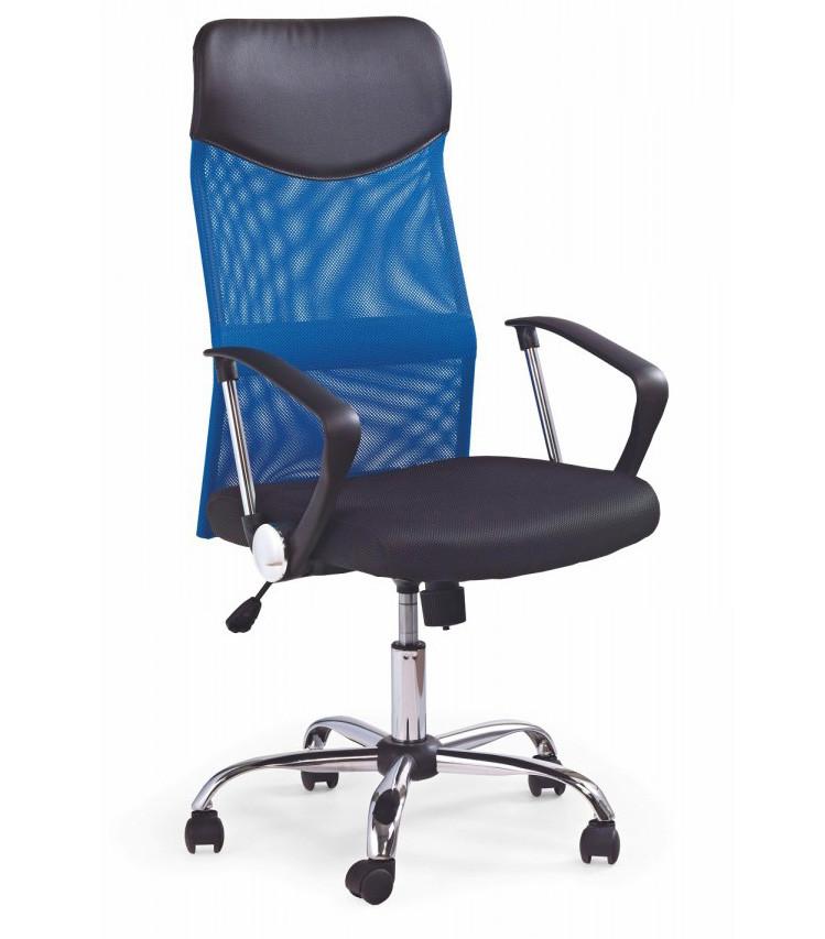 Компьютерное кресло VIRE синий Halmar