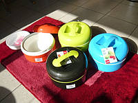 VALIRA термос пищевой Lunchbasket оранжевый 1,5 л пластик