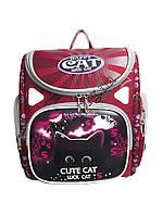 Школьный ранец для девочек Ортопедический CR А13 (35х35см.)