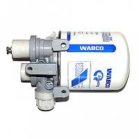 Регулятор давления с адсорбером, картридж Wabco (Полтава 16.3512010-10) КАМАЗ, МАЗ, 8043.3512010(64221)