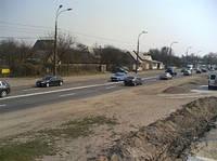 Продажа участка 36 метров фасад на оживленную улицу Стеценко