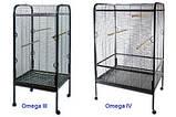 Вольер для крупного попугая - Omega ||| I56*85*160 /4 с, фото 2
