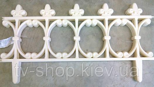 Декоративный забор Корсика (260 cм)
