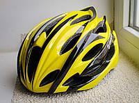 Шлем велосипедный GIANT 2016 Желтый, фото 1