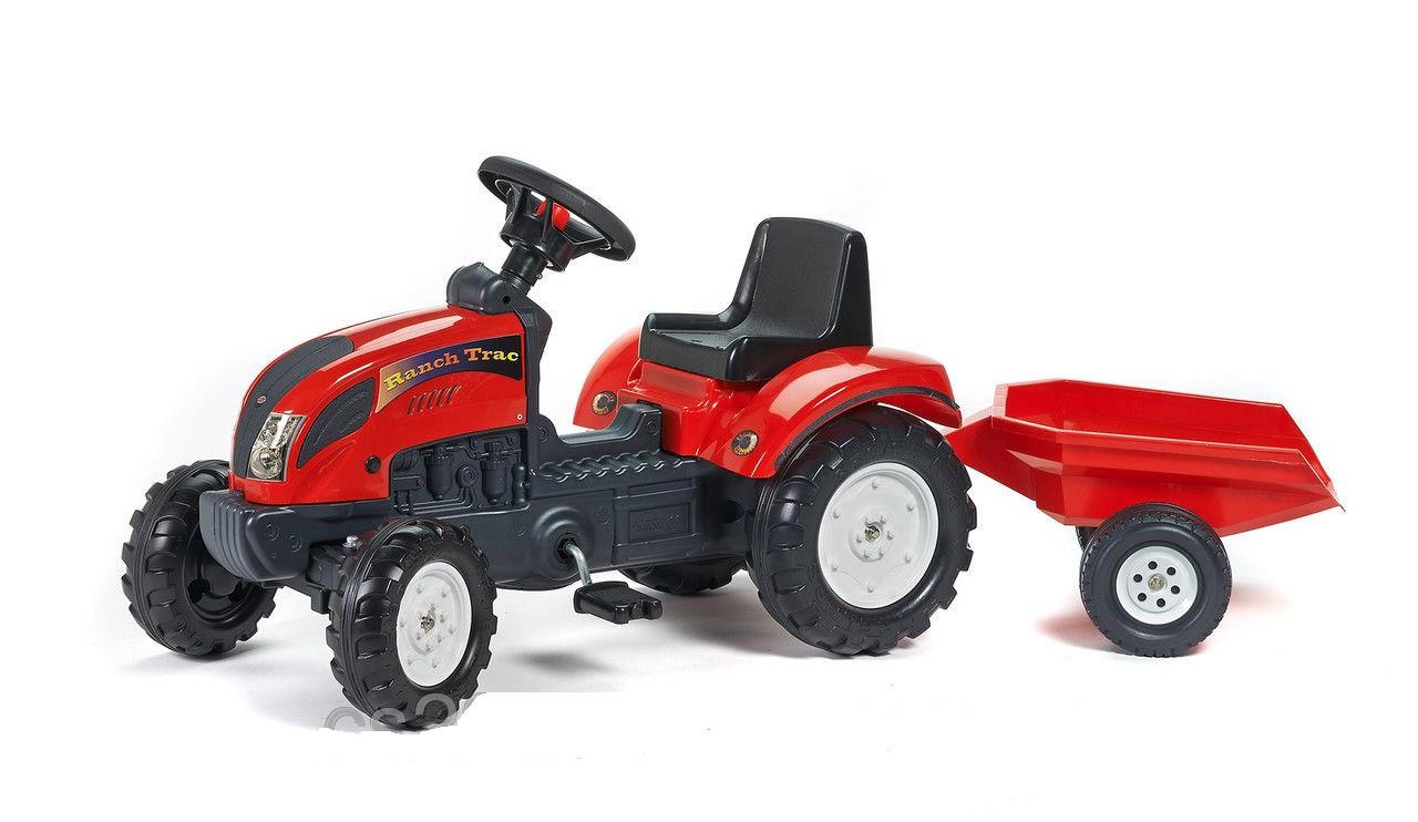 Трактор педальный 2-5 лет Falk Ranch 2051A