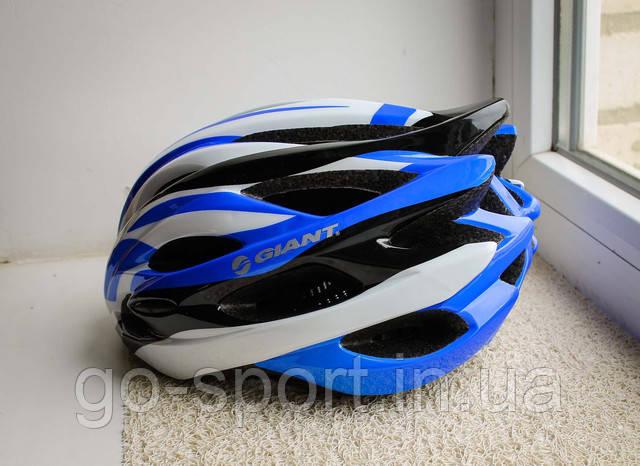 Шлем велосипедный GIANT 2016 Синий