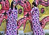 Платье женское в пол с капюшоном, фото 4