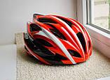 Шлем велосипедный GIANT 2016 Красный, фото 2